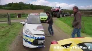 #BackOnTheRoad - Fiesta Superleggera