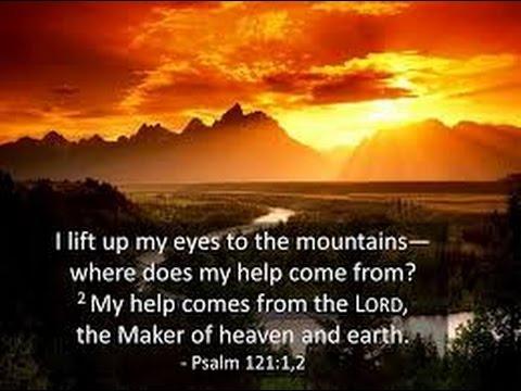 My Help (Cometh from the Lord) Lyrics