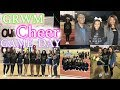 Get Ready With Me High School Game Day (Cheer Edition & Senior Night)