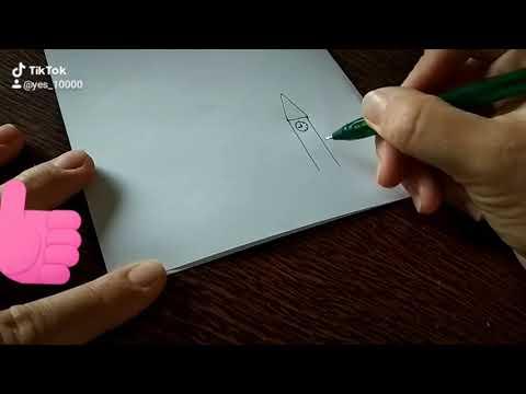 Как нарисовать КРЕМЛЬ поэтапно (для начинающих). How To Draw THE KREMLIN