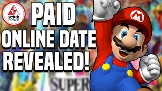 Nintendo Switch Online: FINALLY A DATE! FREE TRIAL ANNOUNCED!