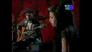 Amy Winehouse Unplugged 2008 - Part 1 / 2 - Rare Video - Vh1 Brazil