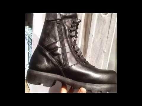 Sepatu Boots Merk Ciarmy Specialist Sepatu Boots Army & Police
