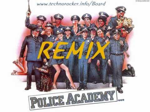 Rayzr - The Police Academy Theme (Remix)