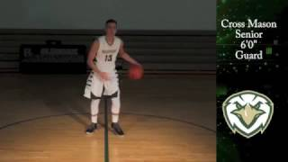 Cross Mason - 6-0 SR Guard (Class of 2017) Full Season Highlights