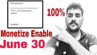 Monetize Enable hugya | Monetize Enable June 2018 | by KD Tach