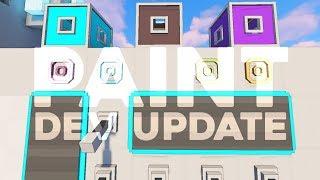 Fließbänder an der Wand! | PAINT2 Dev Update
