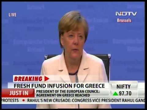 Greece debt crisis: Eurozone summit