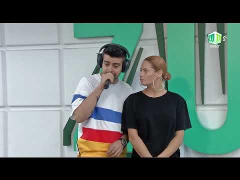 Speak & Raluka - Foc la ghete (Live la ZU)