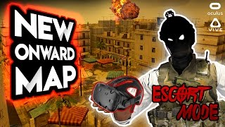 Virtual Escorts | Onward | FPS Virtual Reality
