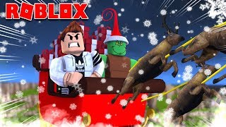 CHRISTMAS SINWITH GRINCH IN ROBLOX