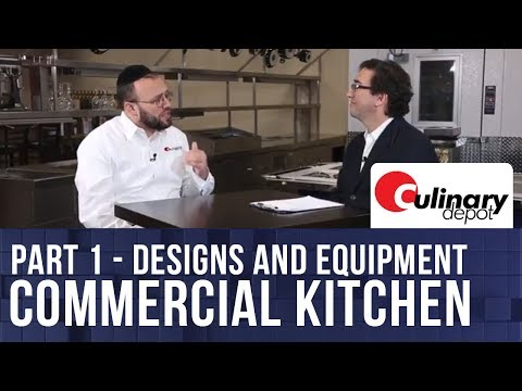 Kitchen Design | Commercial Kitchen Equipment - Part 1