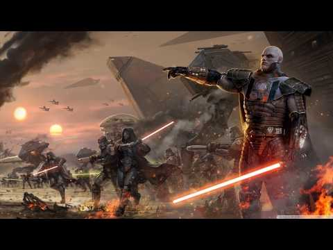 SWTOR Soundtrack - Epic Sith Empire Theme