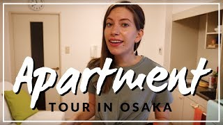 Gambar cover Japanese Apartment Tour in Osaka, Japan