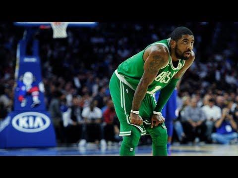 Kyrie Irving does not regret profane outburst at 76ers fan | ESPN