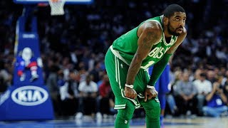 Kyrie Irving Does Not Regret Profane Outburst At 76ers Fan | ESPN