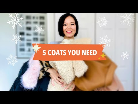 5 COATS YOU NEED FOR WINTER | Canada Goose, Topshop, Uniqlo, And More!