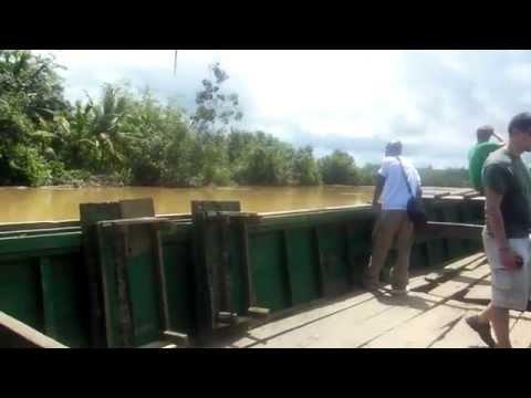 Boat ride down the Ankobra River ~ Ghana, Africa