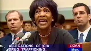 Maxine Waters on the Freeway Rick Scandal