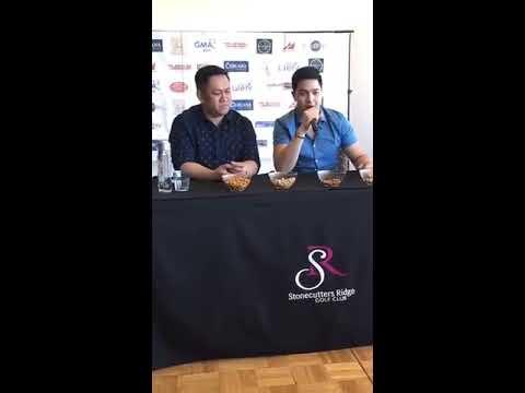 Full Coverage Alden Richards Australia Press Conference
