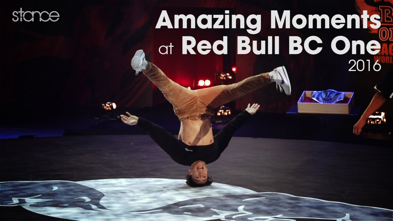 AMAZING Moments at Red Bull BC One 2016 // .stance