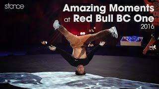 Najlepsze momenty na Red Bull BC One 2016