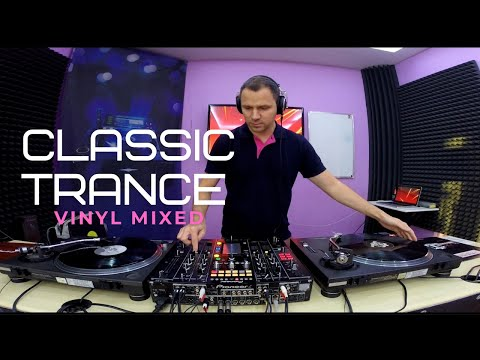 Classic Progressive and Trance 2000-2003, All Vinyl DJ Set by M.Pravda