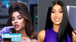 Ariana Grande and Cardi B Tease New Music, Britney Spears Defends Instagram Posts | Billboard News
