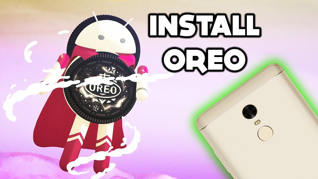 Rom android 8 0 redmi note 4x | Install Android 8 0 Oreo