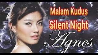 Gambar cover Agnes Monica-Malam Kudus Silent Night
