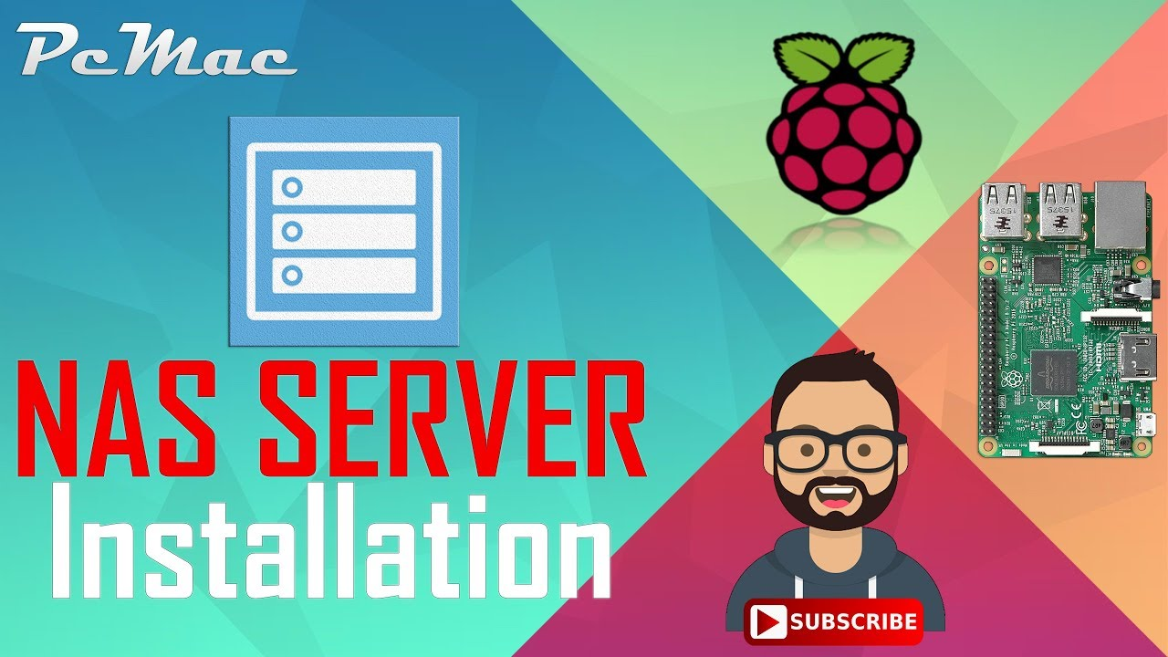 openmediavault NAS Server Installation Raspberry Pi 3