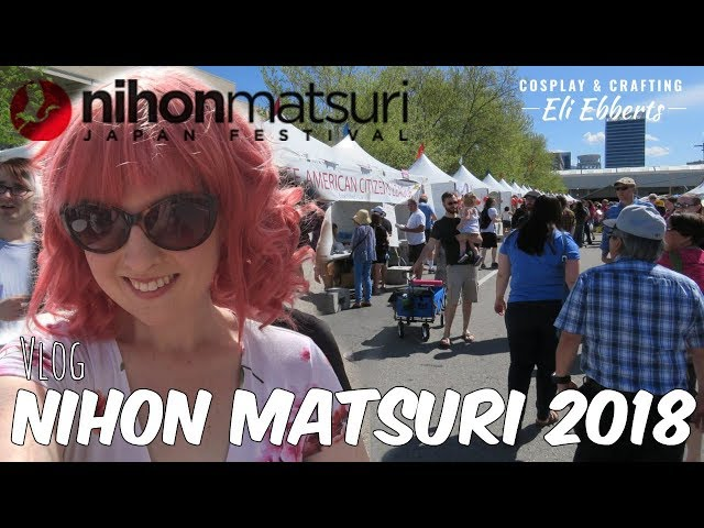 ☆[Vlog] Utah's Nihon Matsuri 2018☆