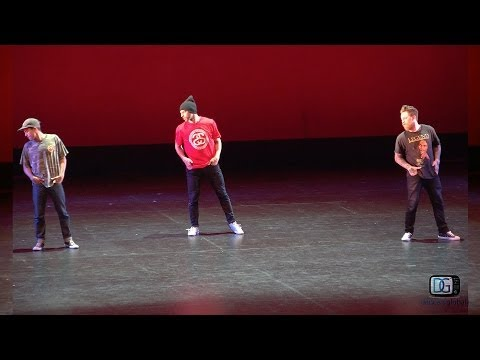 SKILL BRAT RENEGADES Kid David, Casper & Luigi City Dance Spring Onstage 2014