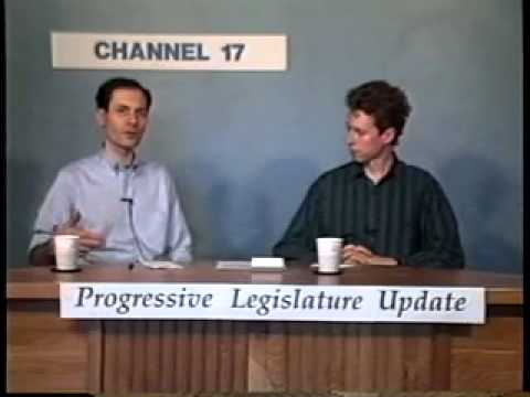 Vermont Progressive Party Legislative Update (1994)