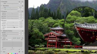 Aperture 3 Basic Post Processing Tutorial