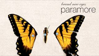 Ignorance - Paramore - Guitar Backing Track (With Vocals)