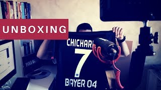 Unboxing Camiseta Chicharito Hernández