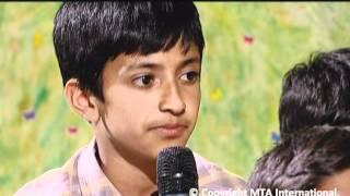 Kids Time: Programme 6 (English & Urdu)