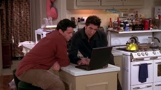 Friends – The One with the Thesaurus