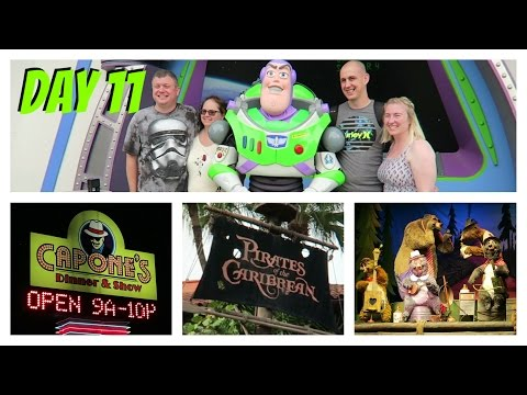 Walt Disney World Vacation | Day 11 | Meeting friends | Orlando | Florida November 2016
