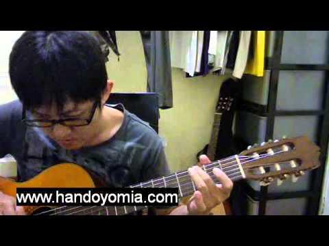 我的歌声里 Wo De Ge Sheng Li - 曲婉婷 Qu Wan Ting - Fingerstyle Guitar Solo