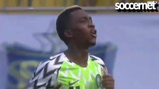 Nigeria 3-1 Seychelles : Goals and Highlights