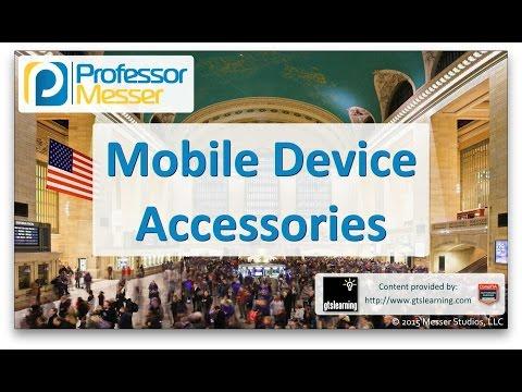 Descargar Video Mobile Device Accessories - CompTIA A+ 220-901 - 3.5