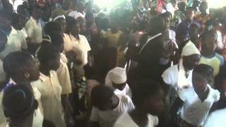 Festa do Cristo Rei - Kavungo, Paróquia Sto António - Moxico, Angola