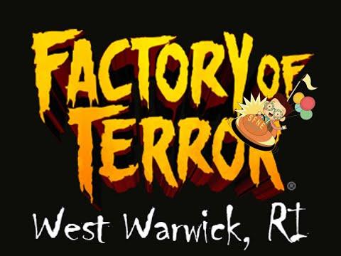 Factory Of Terror - West Warwick: 2018 Haunt Review