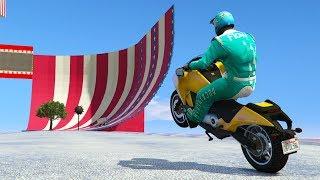 LA NIEVE HA VUELTO!! - CARRERA GTA V ONLINE - GTA 5 ONLINE