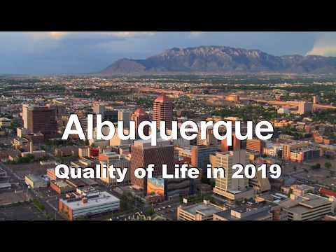 Quality Of Life In Albuquerque, NM, United States , Rank 56th In The World In 2019