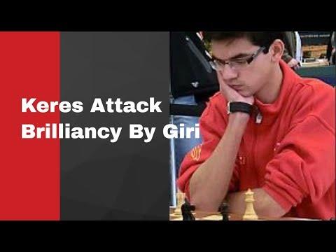 Anish Giri vs Glenn L Charleshouse: IoM Masters 2018