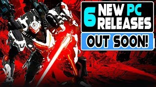 Top 6 New Steam Games Coming Very Soon You Should Know About!