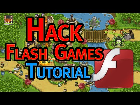 How to hack any Flash Game (Browser Cheat Tutorial)